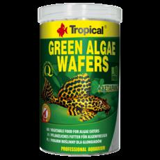 Tropical Green Wafers with Algae 1000ML/450G (15.87 oz)