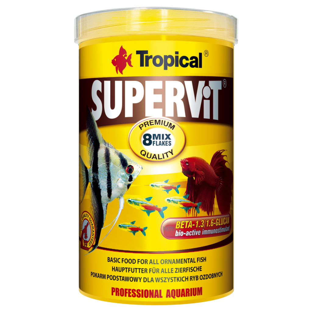 Tropical Supervit Flakes 250ML/50G (1.76 oz)