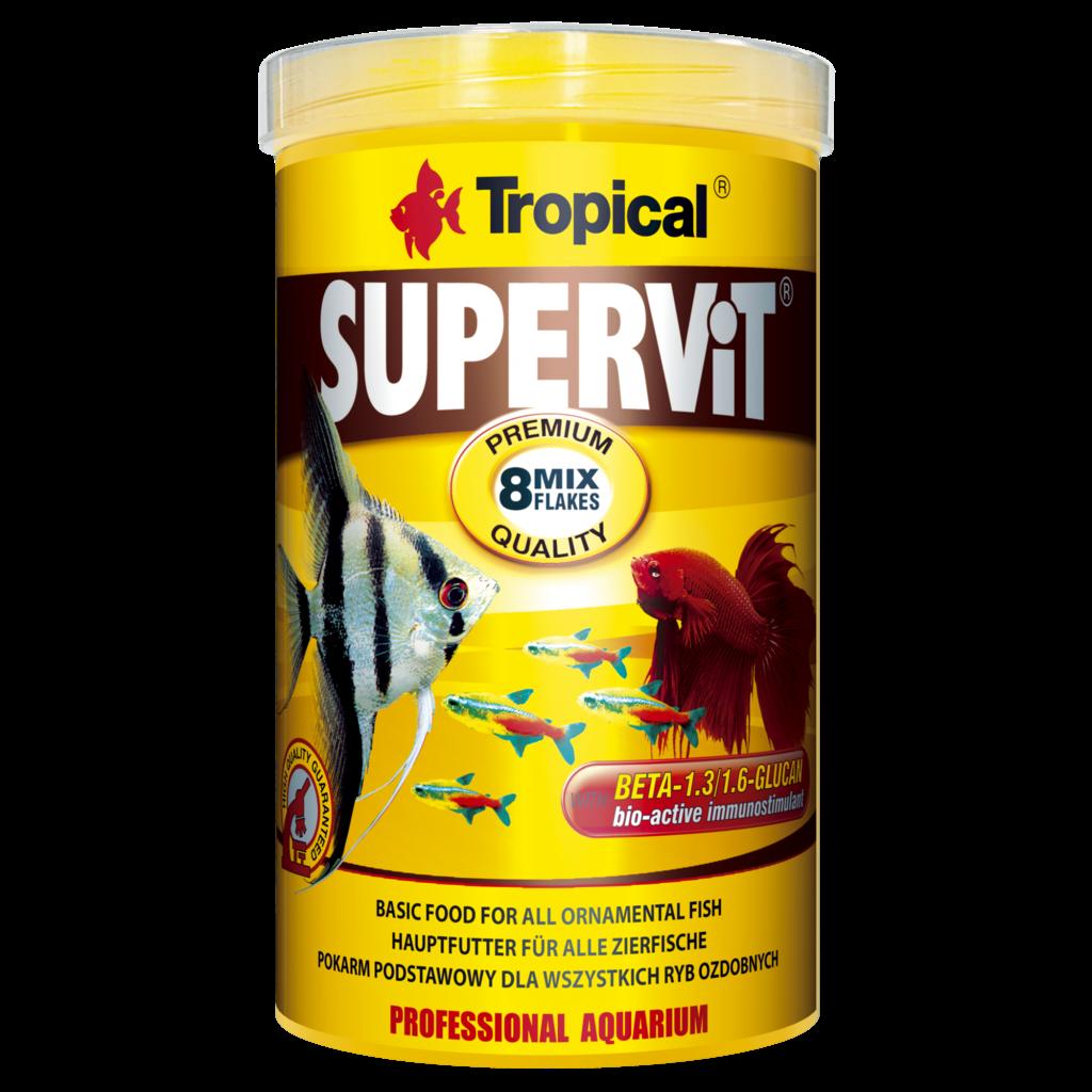Tropical Supervit Flakes 500ML/100G (3.53 oz)