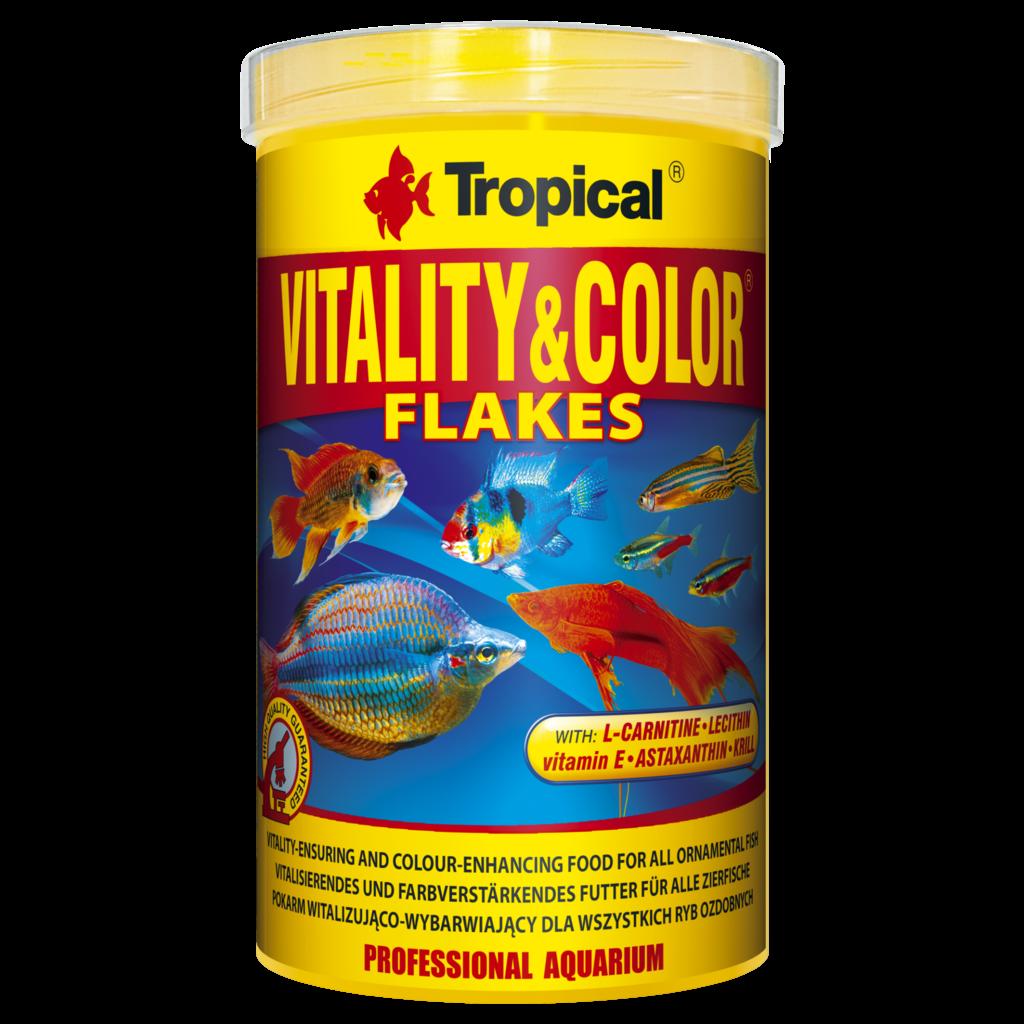 Tropical Vitality & Color Flakes 1000ML/200G (7.05 oz)