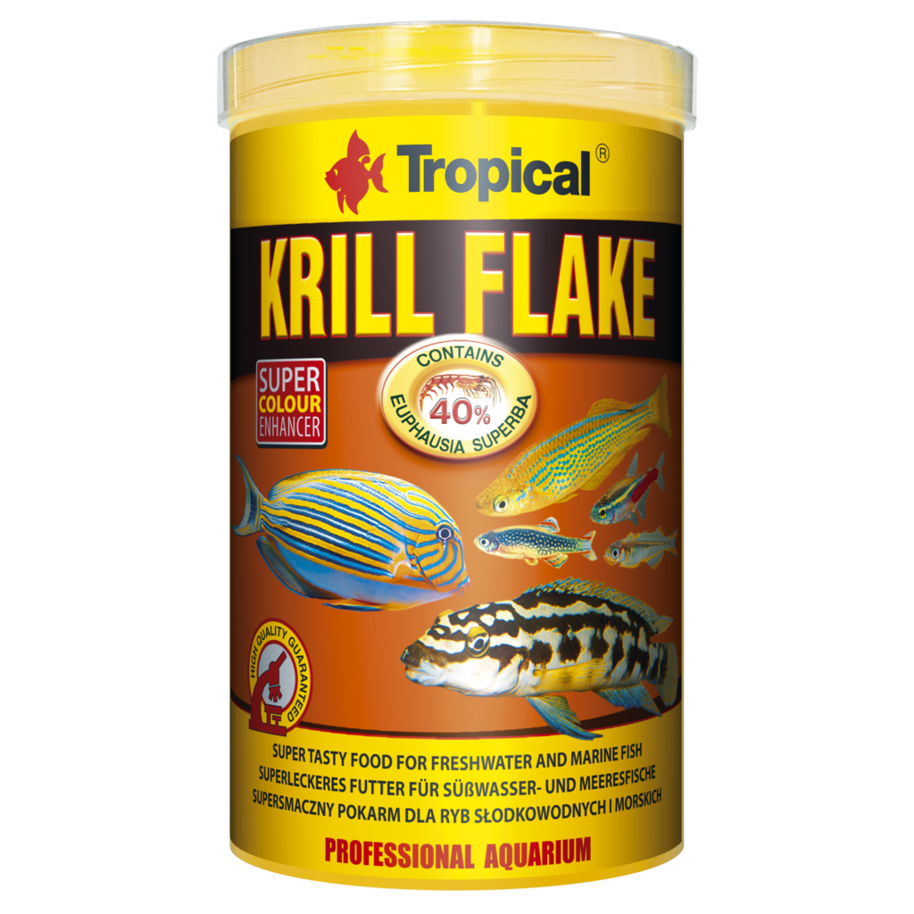 Tropical Krill Formula Flakes 500ML/100G (3.53 oz)