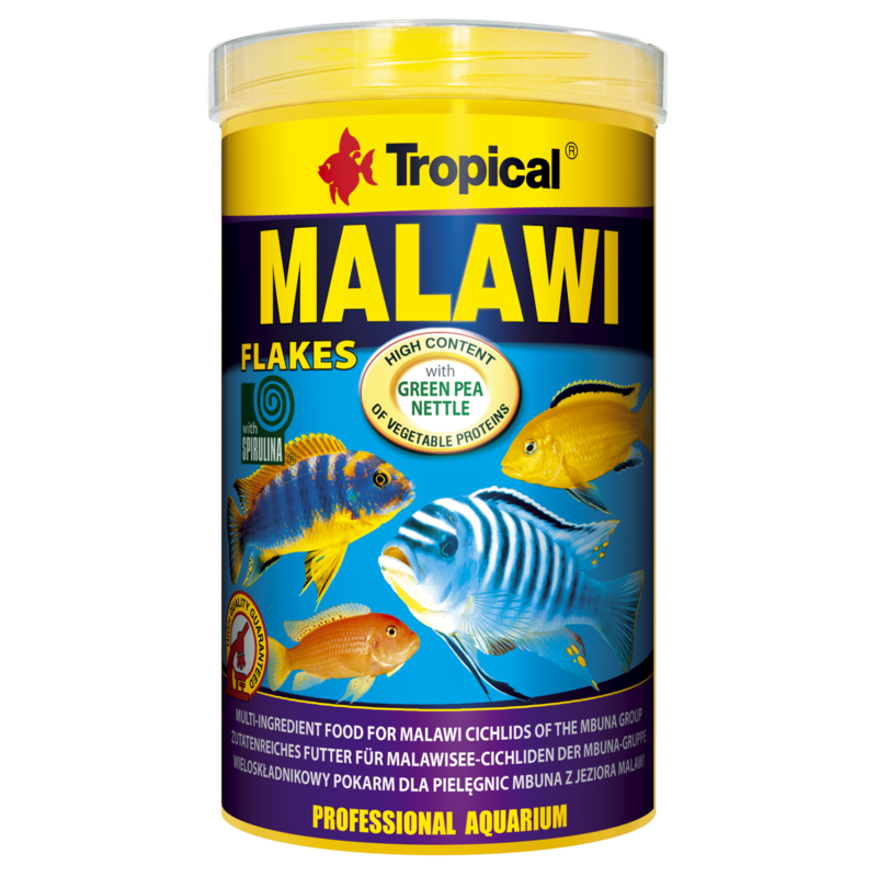 Tropical Malawi Flakes 250ML/50G (1.76 oz)