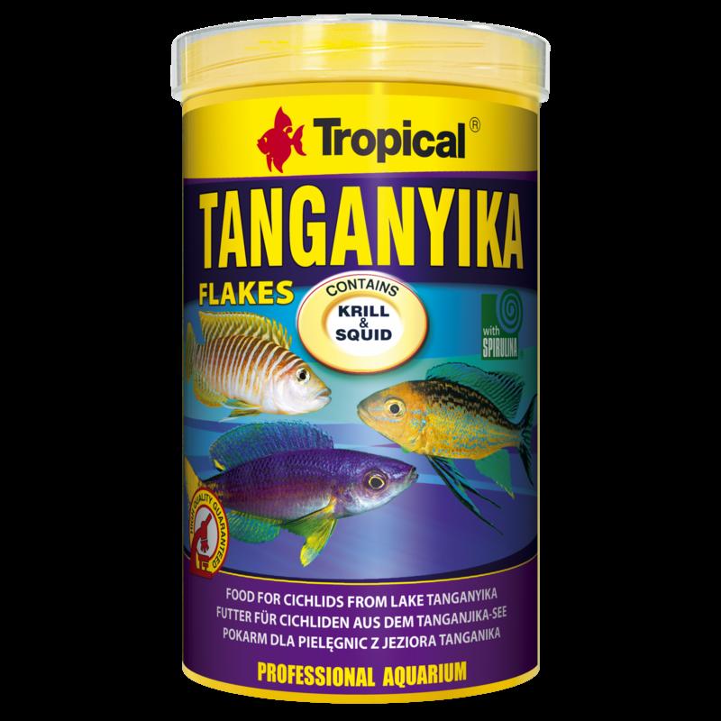 Tropical Tanganyika Flakes 100ML/20G (0.71 oz)