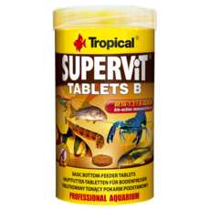 Tropical Supervit Tablet B 250ML/150G approx. 830pcs (5.29 oz)