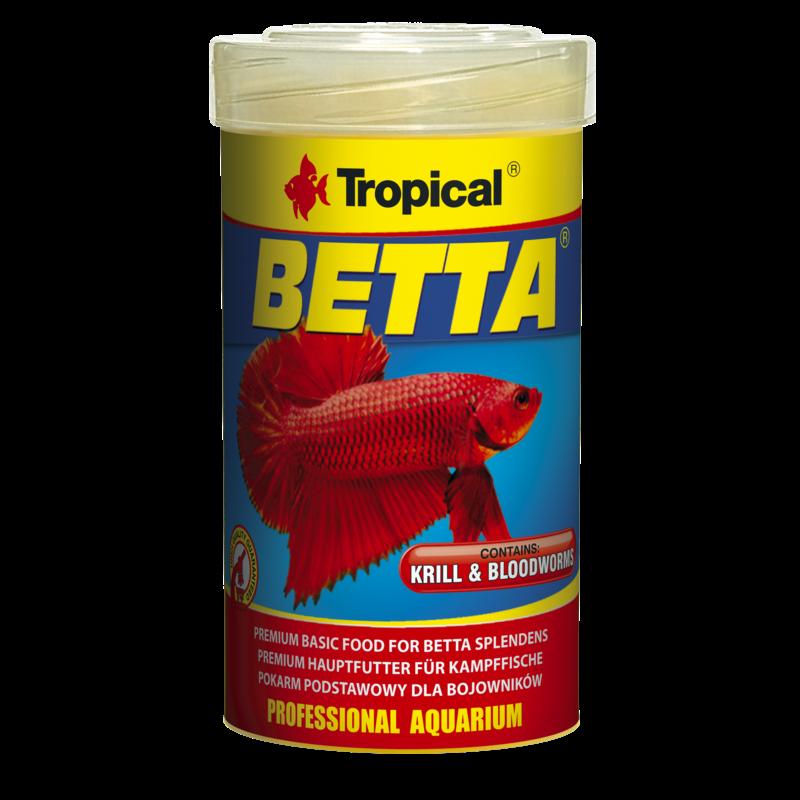 Tropical Betta Flakes