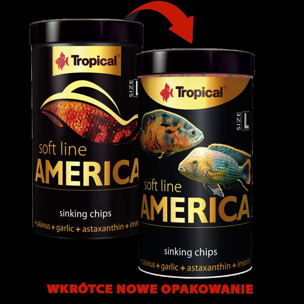 Tropical Soft Line America Size L 100ML/52G (1.83 oz)