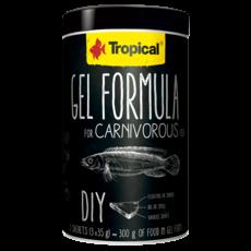 Tropical Gel Formula Carnivore 1000ML/105G (3x35g) (3x1.23 oz)