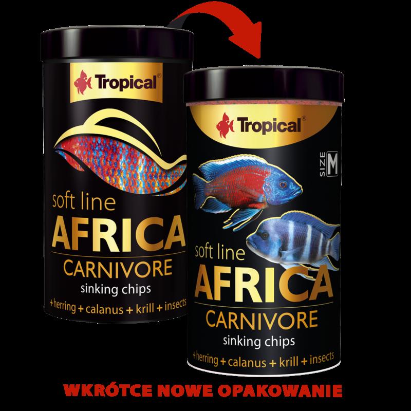 Tropical Soft Line Africa Carnivore 100ML/52G (1.83 oz)