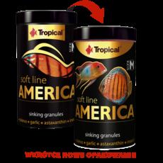 Tropical Soft Line America Size M 250ML/150G (5.29 oz)