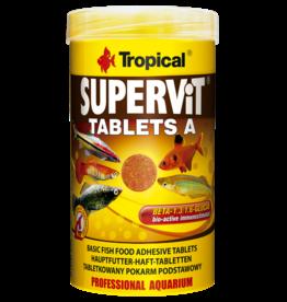 Tropical Supervit Tablet A 250ML/150G approx.340pcs (5.29 oz)