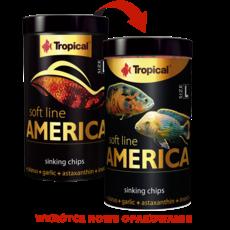 Tropical Soft Line America Size L 250ML/130G (4.59 oz)