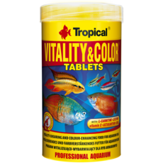 Tropical Vitality & Color Tablets 250ML/150G approx. 340pcs (5.29 oz)