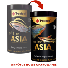 Tropical Soft Line Asia Size S 250ML/125G (4.41 oz)