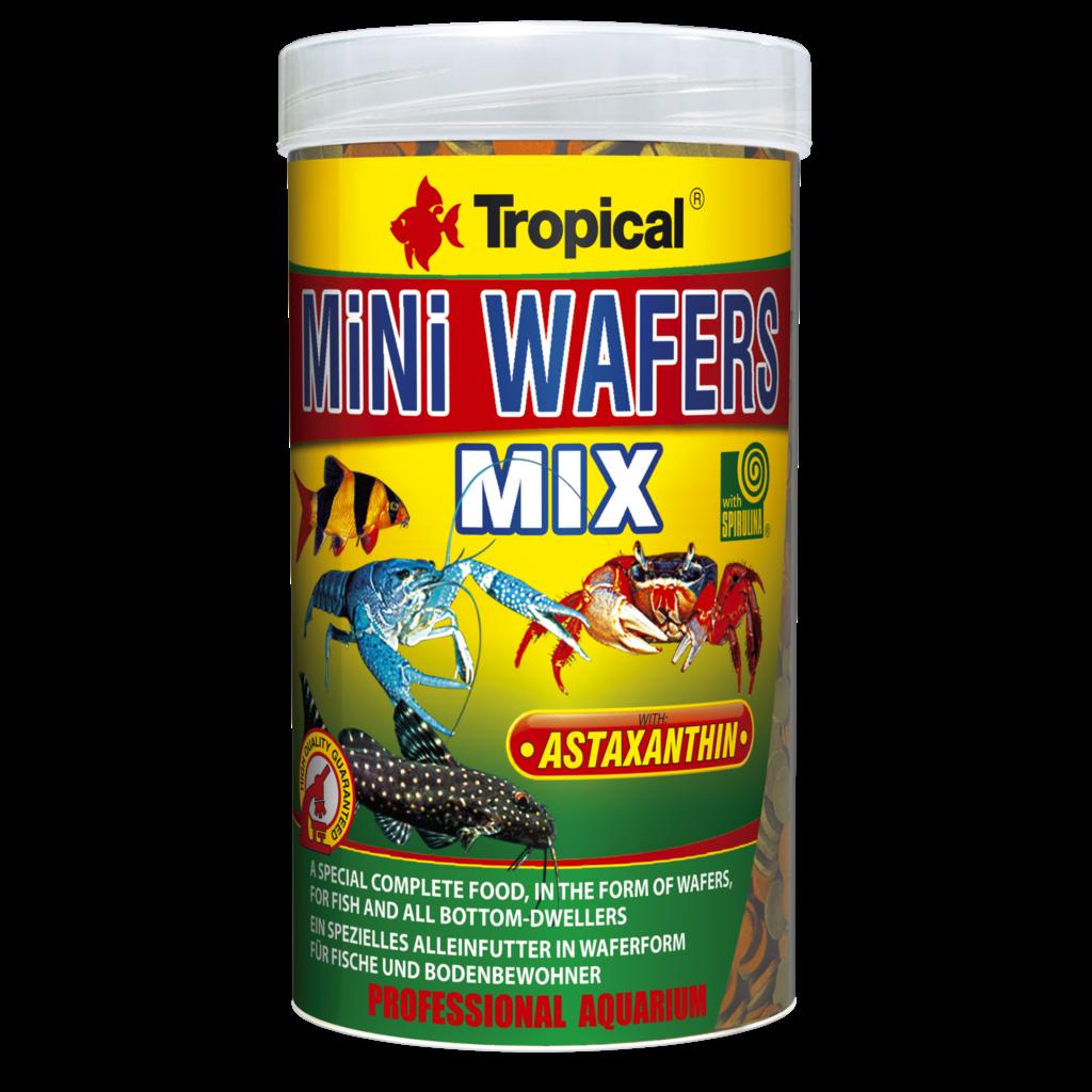 Tropical Mini Wafers Mix 250ML/138G (4.87 oz)