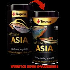 Tropical Soft Line Asia Size M 100ML/40G (1.41 oz)