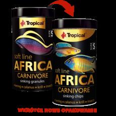 Tropical Soft Line Africa Carnivore 250ML/130G (4.59 oz)