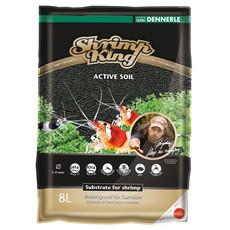 Dennerle Shrimp King Shrimp Active Soil 8L