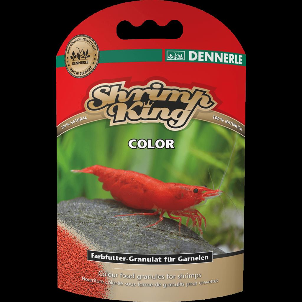 Dennerle Shrimp King Color Food Sticks
