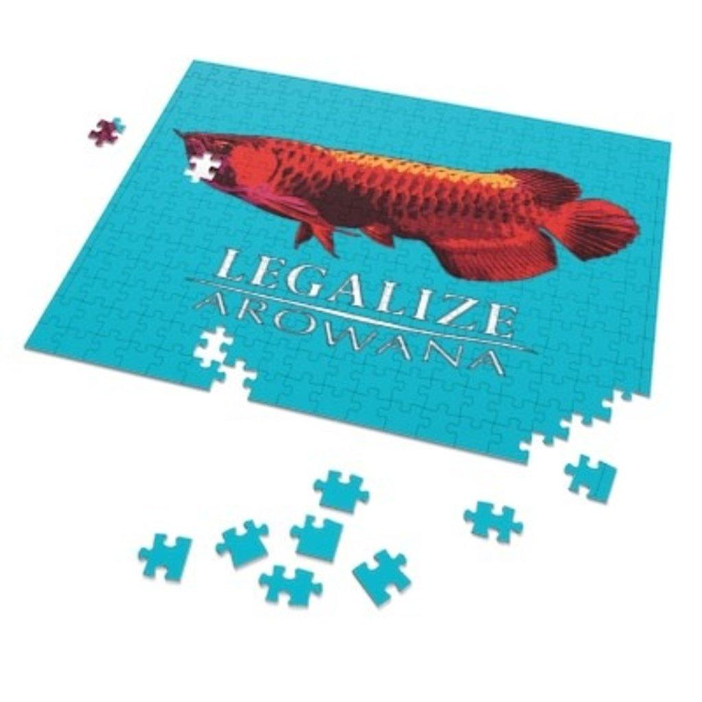 Printify Arowana Puzzle