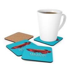 Printify Arowana Coaster