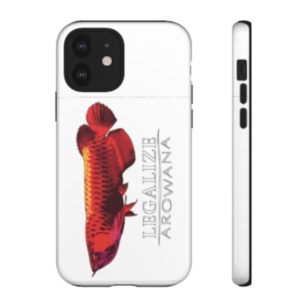 Printify Arowana Phone Tough Case
