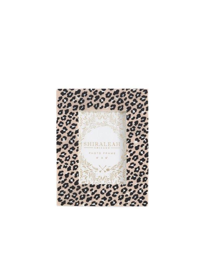 Blush Leopard Granada Frame, 4x6