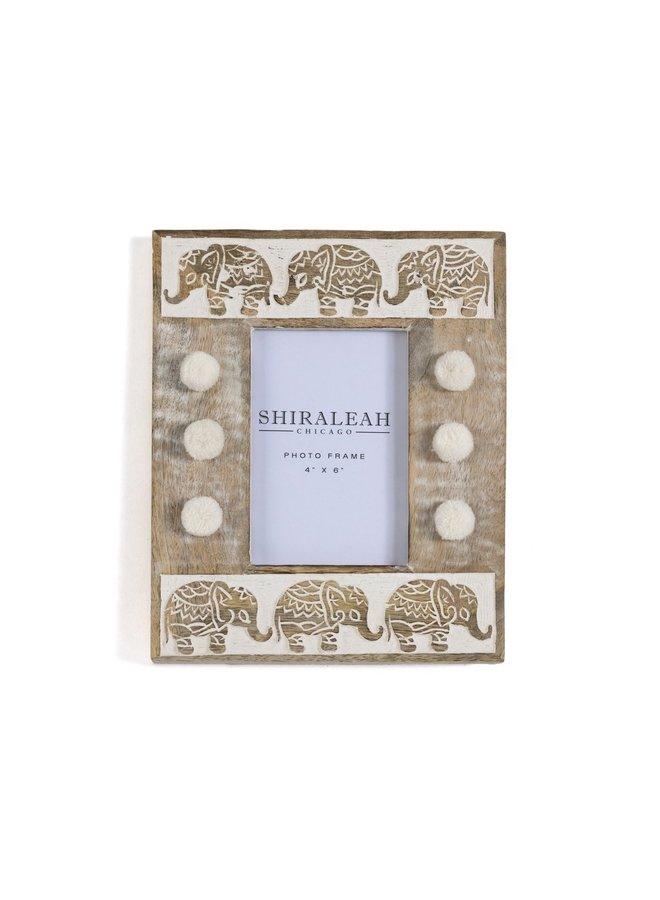 Elephant Elysium Frame, 4x6