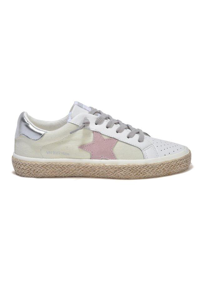 Crosby Raffia Sneaker