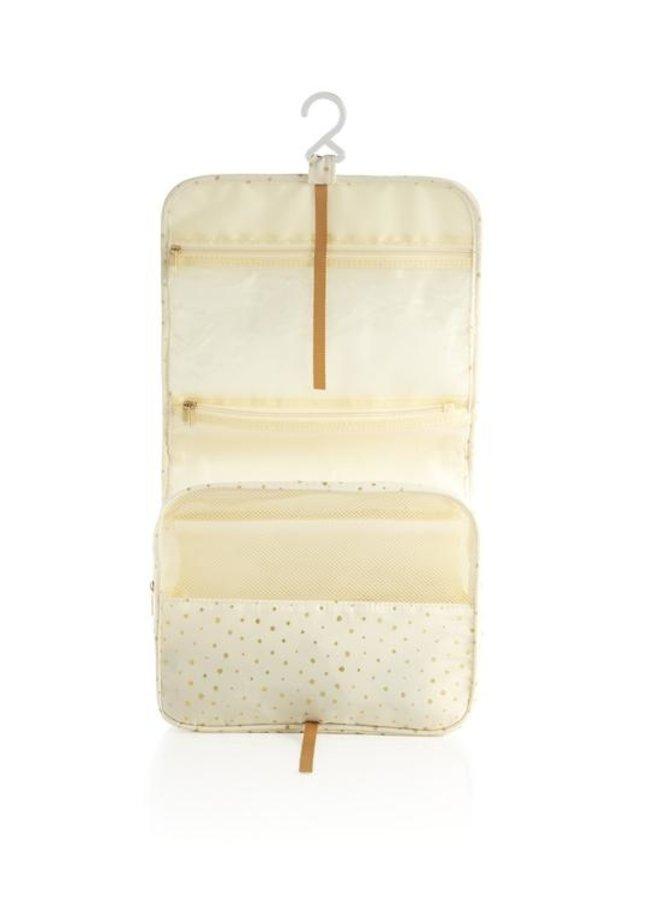 Alba Travel Hanging Toiletry Bag