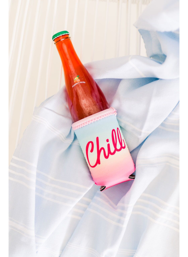 Chill Reversible Can Cooler