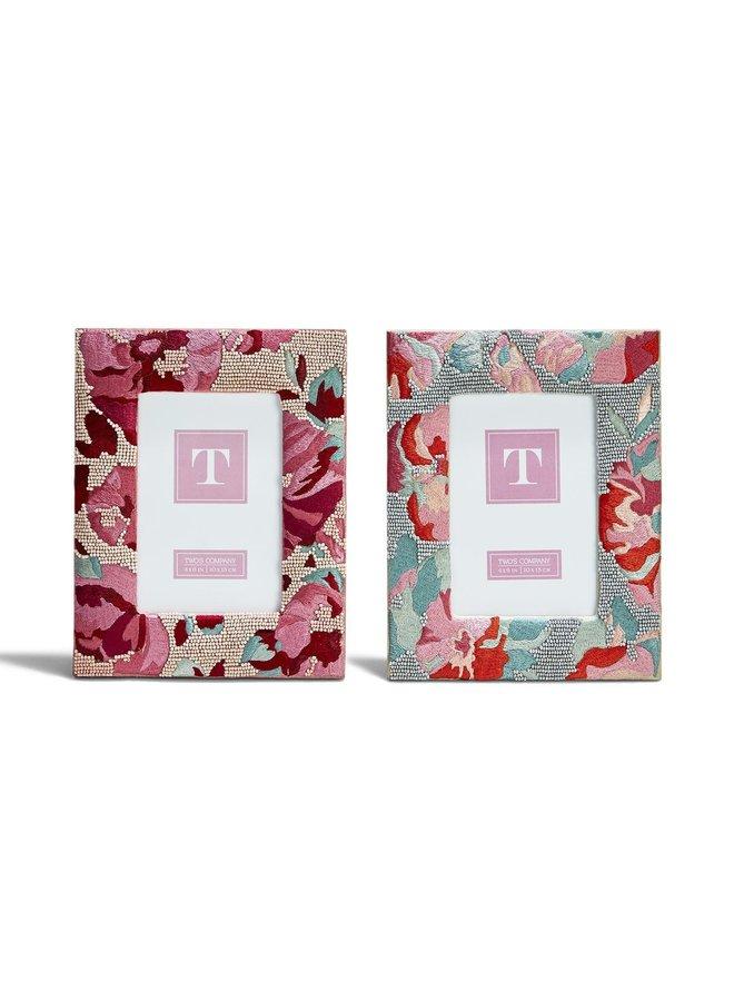 La Vie En Rose 4x6 Frame