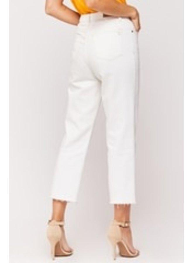 Mavi 5-Pocket Hise Rise Jeans