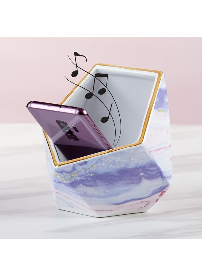Marble Phone Amplifier