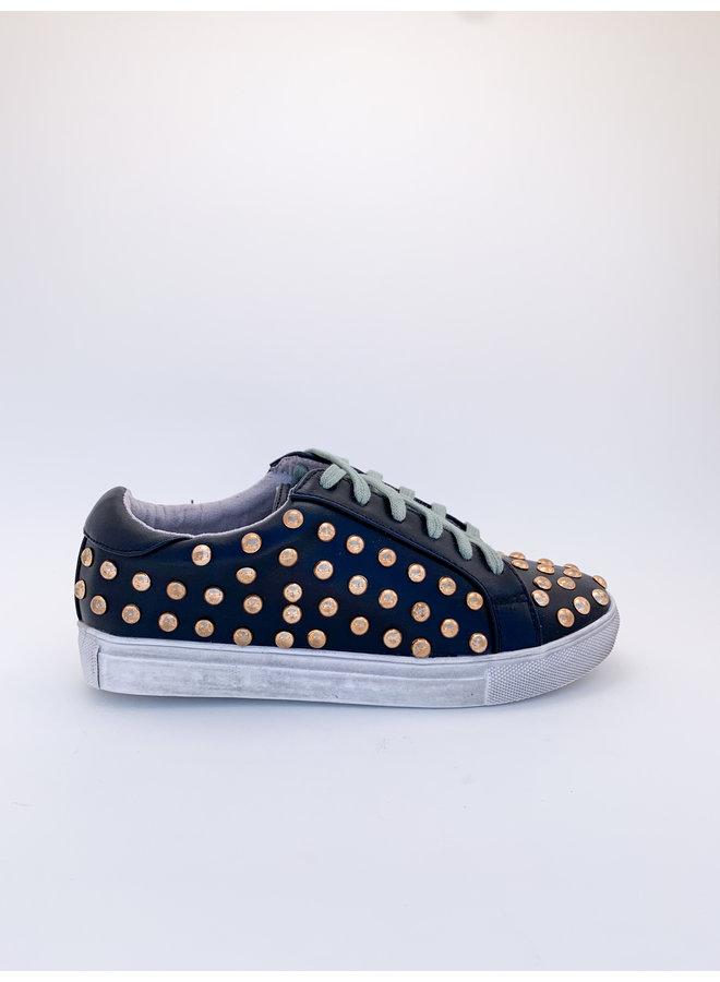 Quasari Studded Sneaker