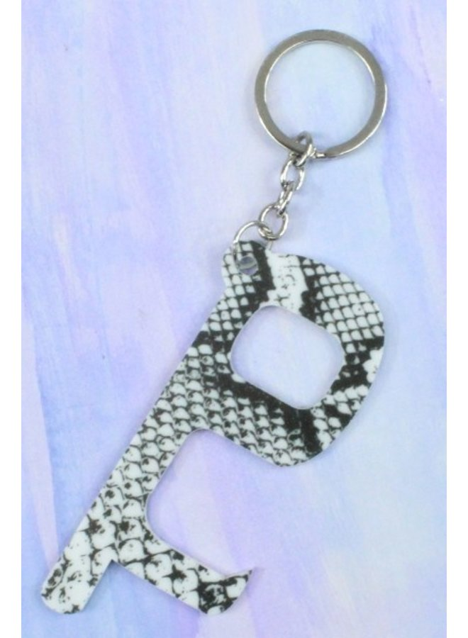 Large Hands Free Key Chain