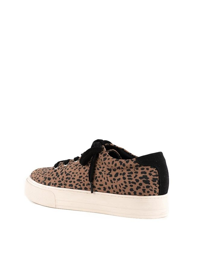 Support Cheetah Sneaker