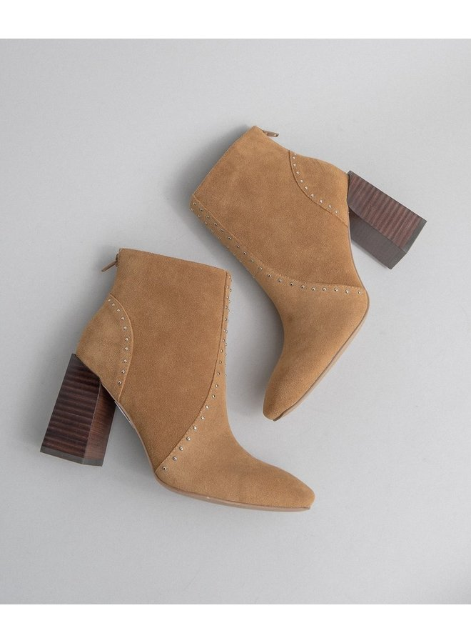Lindsey Studded Bootie