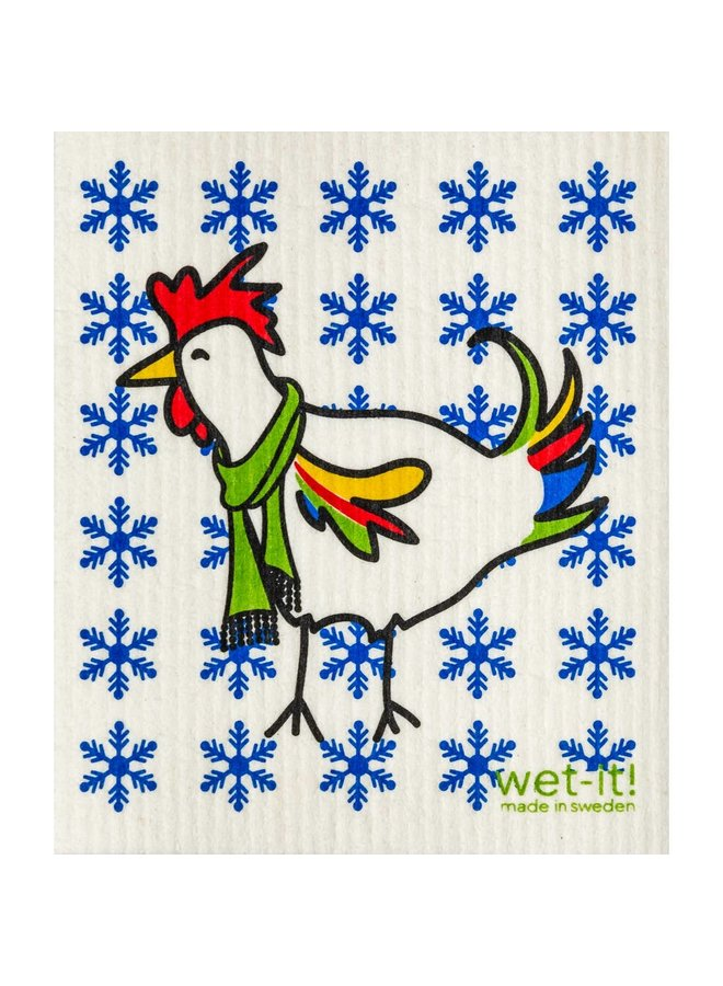 Multipurpose Christmas Kitchen Cloth