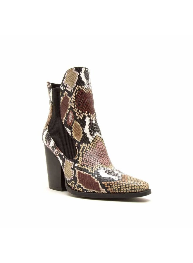 Slay Snake Bootie