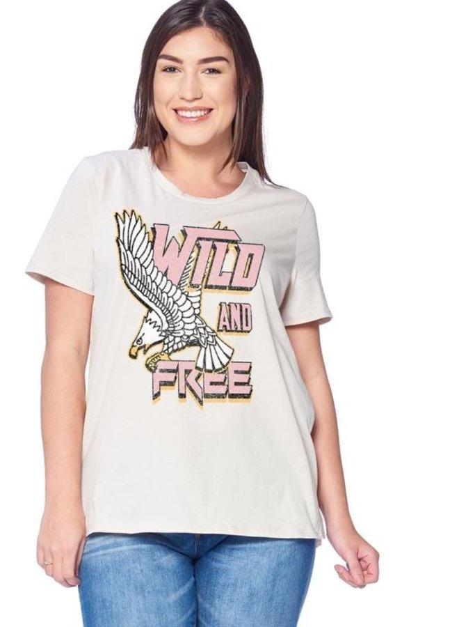 Wild and Free Tee