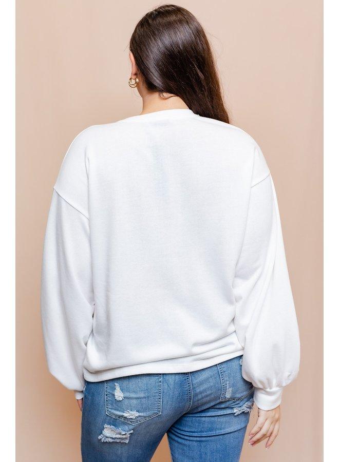 Life is Beautiful Sweater