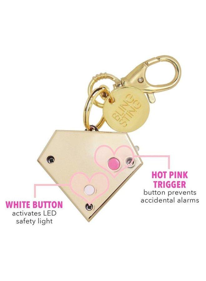 Personal Safety Alarm Keychain