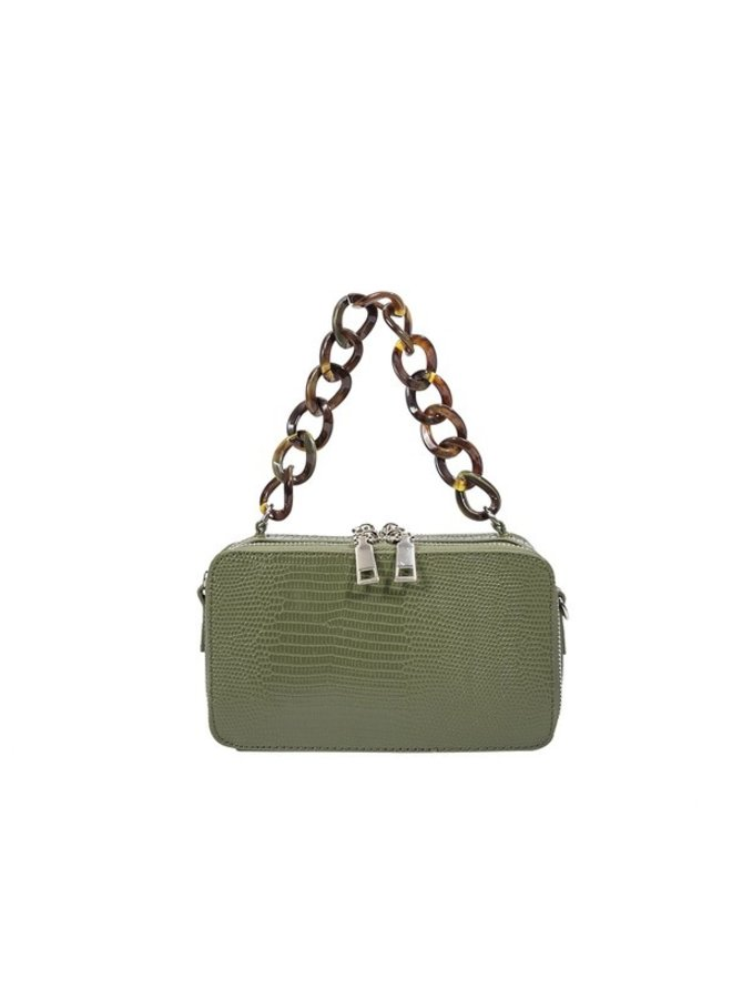 Demi Top Handle Bag