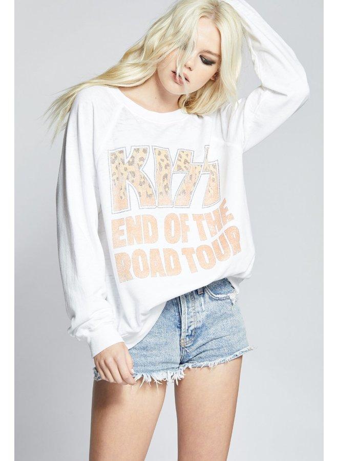 Kiss End of the Road Sweatshirt