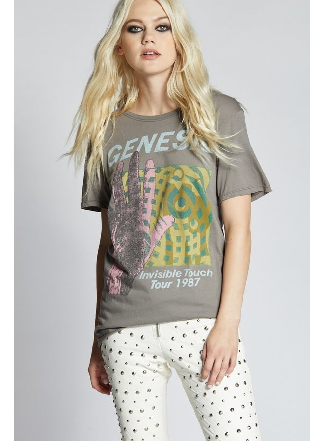 Genesis Invisible Touch Tee