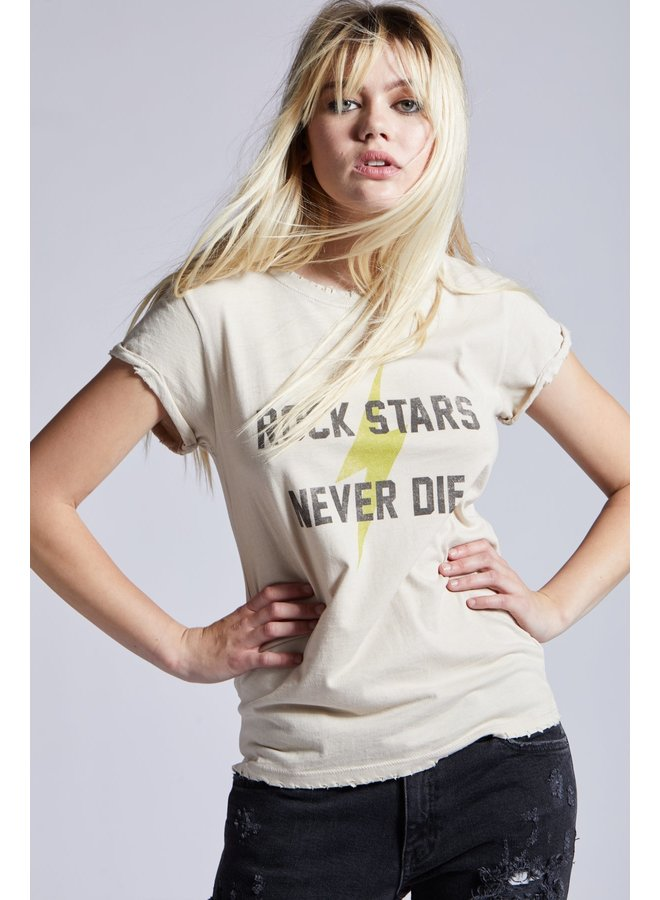 Rock Stars Never Die Tee