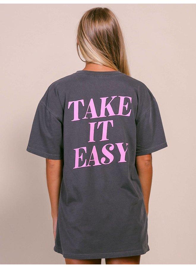 Take It Easy Tee