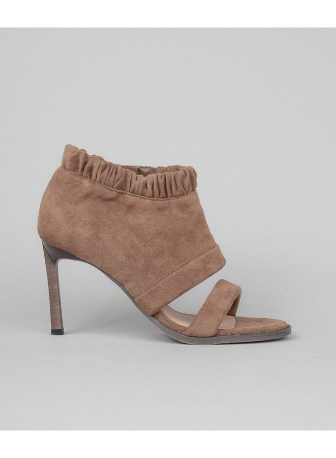 Shaye Suede Heel