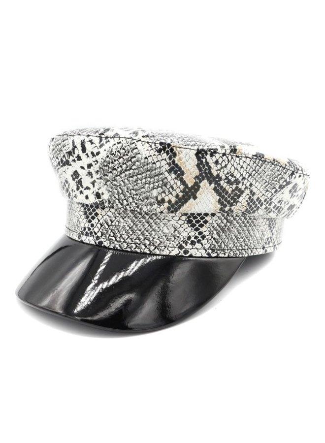 Snake Military Cap