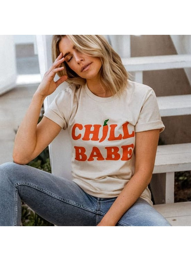 Chill Babe Tee